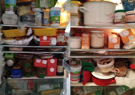 Nem azért van tele a hűtő, mert kicsi